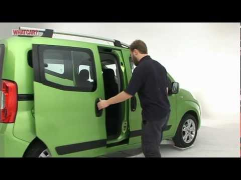 fiat qubo review what car youtube. Black Bedroom Furniture Sets. Home Design Ideas