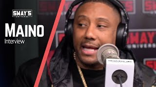 Maino on New Rappers Becoming Felons & Strategy Behind Love & Hip Hop