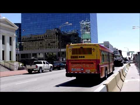 Metro Buses in Saint Louis, Mo,