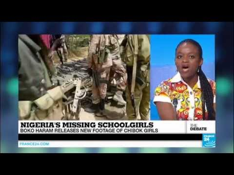 Nigeria: Boko Haram releases new footage of 'missing Chibok schoolgirls'