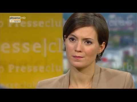 """""""Der Grenzstreit um die Flüchtlinge - Wer baut die Festung Europa?"""" - Presseclub vom 1.11.2015"""