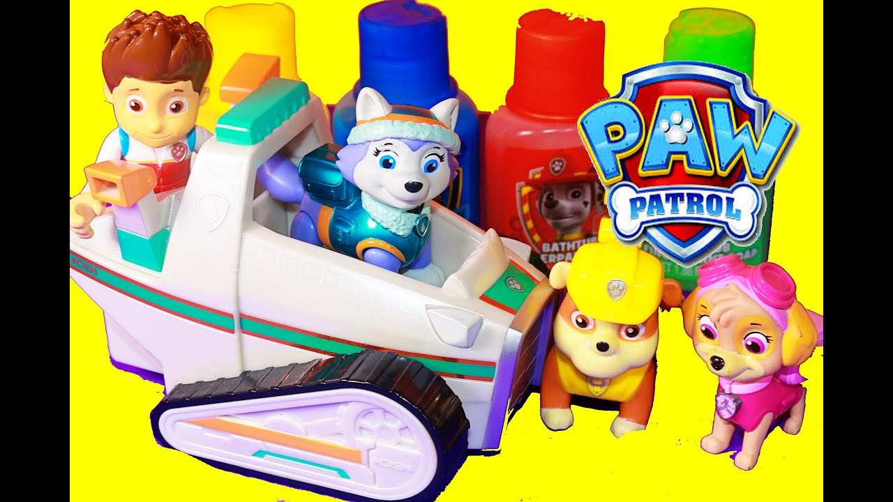 Paw Patrol EVEREST Toy Review Rescue Set with Skye   Ryder - YouTube 31dca5817b