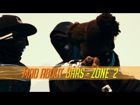 Zone 2 - Mad About Bars w/ Kenny Allstar [S3.E1] | @MixtapeMadness