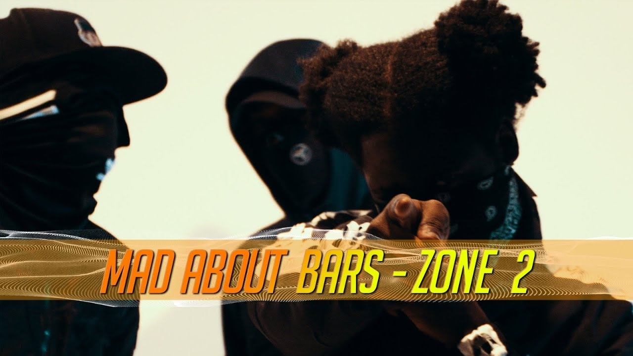 zone 2 mad about bars w kenny allstar s3 e1