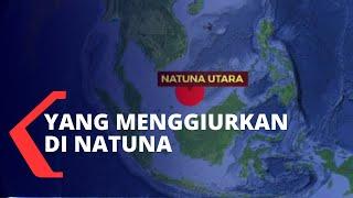 Potensi Laut Natuna yang Menggiurkan Pencuri Ikan