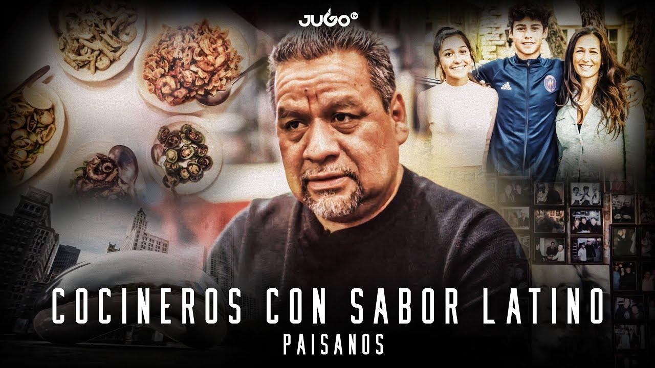 Paisanos, Ep.4: Cocineros con Sabor Latino