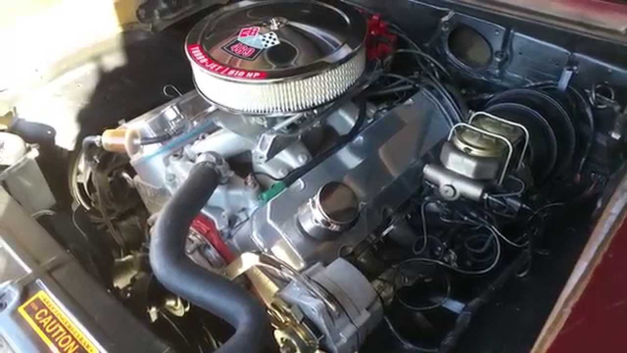 Pcv Valve Oil Issues 489 Big Block Youtube