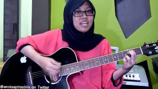 Maroon 5 - Payphone cover by Annisa Putri Sabila