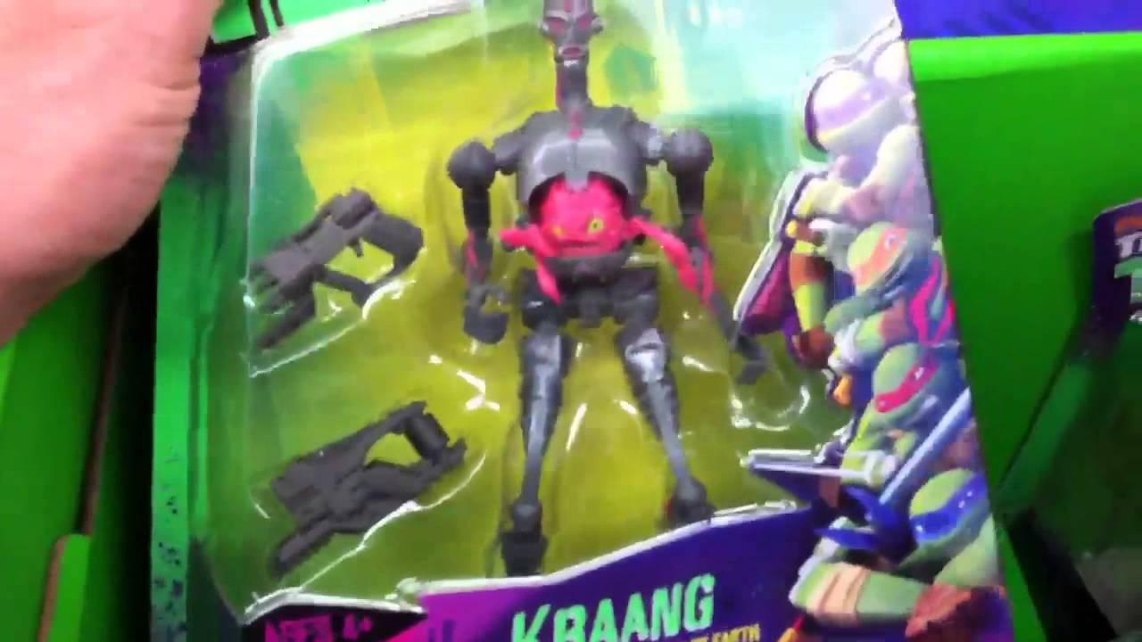 Ninja Turtle Insider Walmart Action Figure Aisle Store