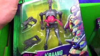 Ninja Turtle Insider: Walmart Action Figure Aisle Store Teenage Mutant Tmnt