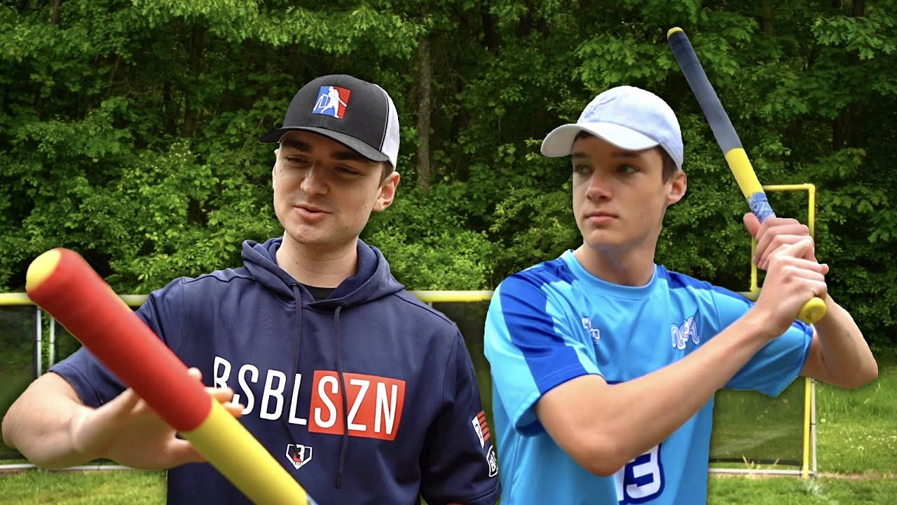 Who Can Make The Best Corked Wiffle Ball Bat?