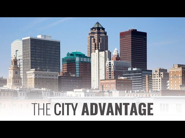 The CITY Advantage: Serving the Greater Des Moines Area