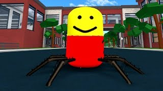 HOW TO BE DESPACITO SPIDER IN ROBLOXIAN HIGHSCHOOL!!