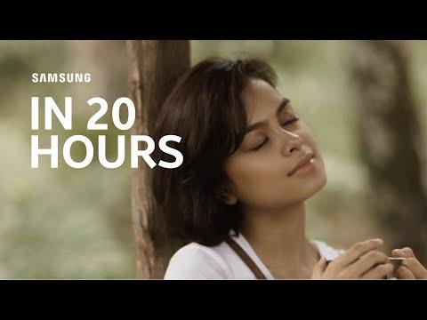 Samsung Galaxy A8 In 20 Hours ft Eva Celia