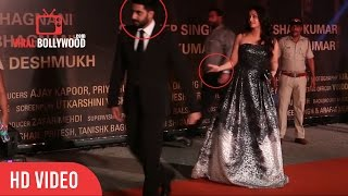 WHY ? Abhishek Bachchan Got Angry To Aishwarya Rai | Full Video | Sarbjit Grand Premiere