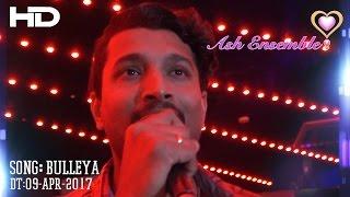 RahulSali - Bulleya - Karaoke 09-Apr-2017