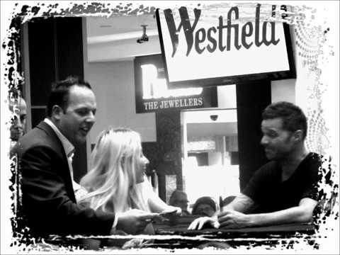 Ricky Martin Westfield Southland Shopping Centre