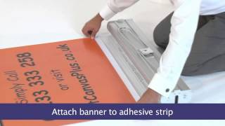 Roller Banner Stands, Exhibition Banner Stands, Roll Up Stands 800mm, 850mm or 1500mm