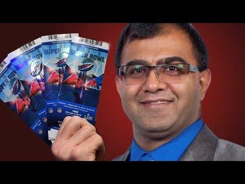 G BiZ - I'll Scam My Mama! Man Rakes Up Almost $1M For Fake Super Bowl Tix