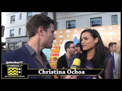 Christina Ochoa   TNT's Animal Kingdom Premiere