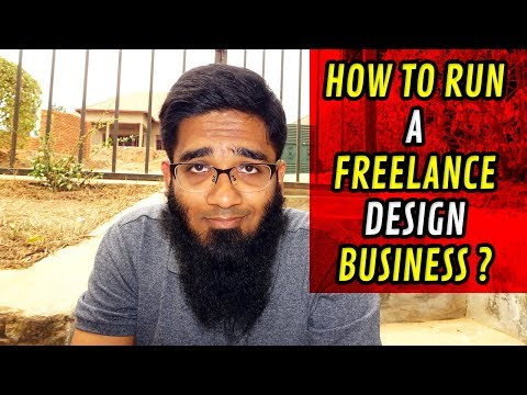 How to Run a Freelance Design Business