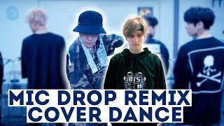 COVER DANCE BTS - MIC DROP YANG REMIX by Lee Saran
