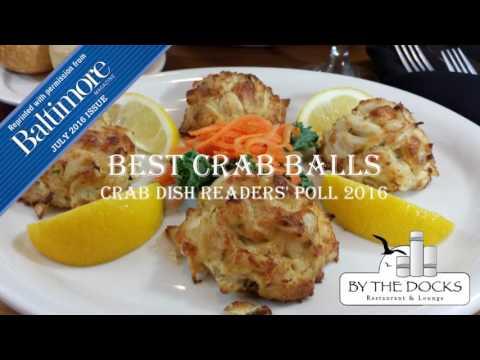 Baltimore Magazine: Baltimore Best 2016: By The Docks Restaurant