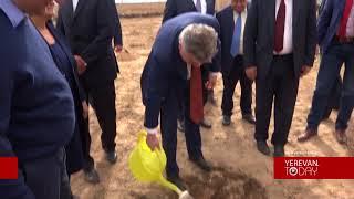 Հայաստանում ջայլամ են բուծում և ցանկանում են հիմնել պիստակի այգի