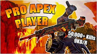 Trying New Settings/Sens - Pro Apex Player! - 60,000+ Kills