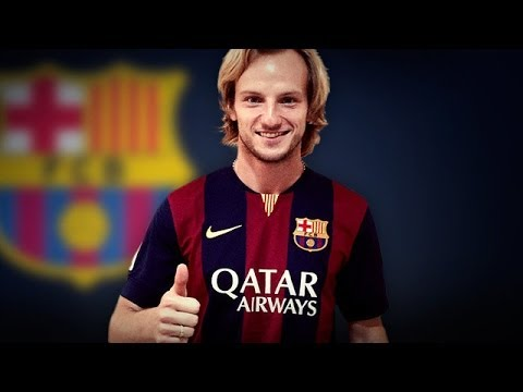 Ivan Rakitic ▷ Welcome to Barcelona   Goals & Skills 2013