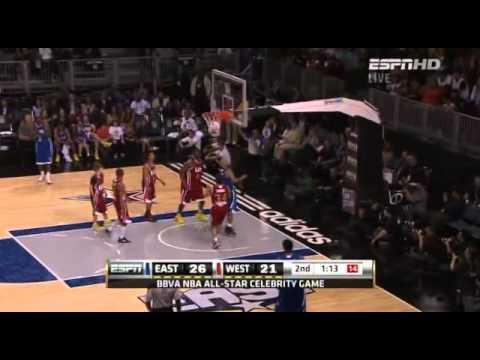 2011 NBA All-Star Celebrity Game - Full Game - [Part 4/7]
