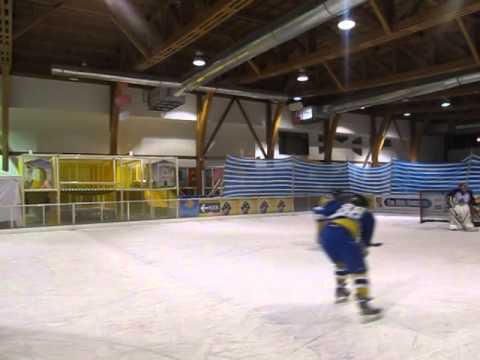hockey en hielo punta arenas segundo tiempo