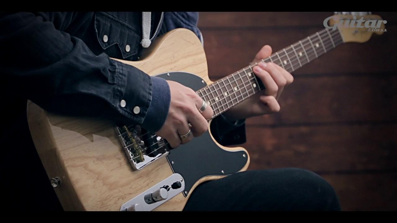 Fender American Professional Telecaster Demo Doovi