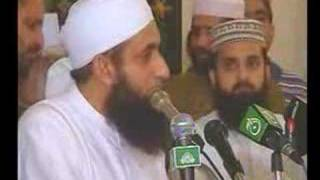 vuclip Tariq jameel saib speech in arabic plus Qari Sadais in pak.