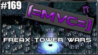(=MVC=) Starcraft 2 Custom Games: Freax Tower Wars
