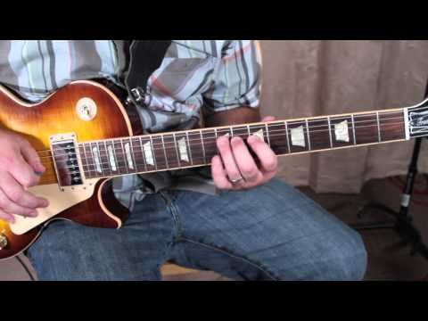 Pearl Jam - Alive - Main Riff Guitar Lesson - How to Play on Guitar Les Paul