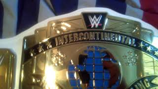 WWE intercontinental champion title review