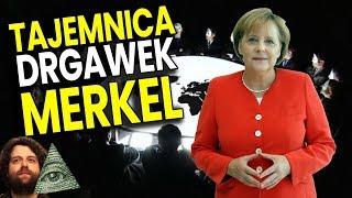 Tajemnica Drgawek Angeli Merkel - Efekt Uboczny Kontroli przez Illuminati? - Spiskowe Teorie  PL NWO