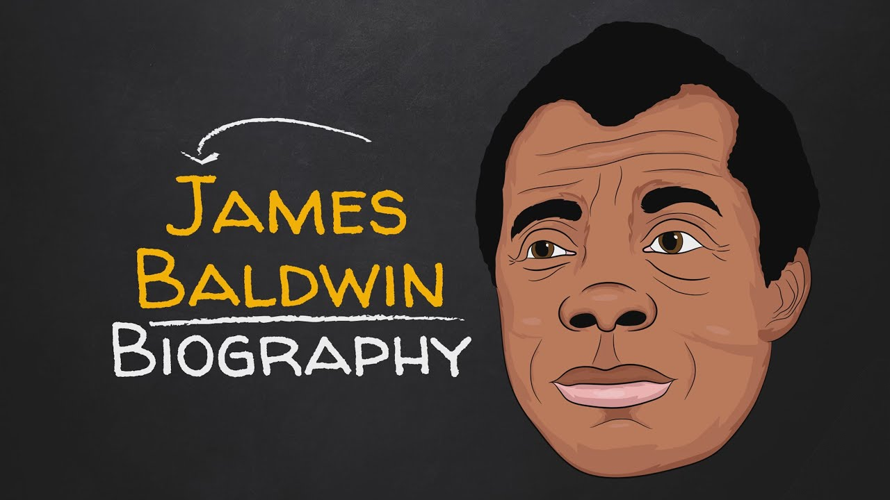 Remembering American Novelist James Baldwin  Interesting ...