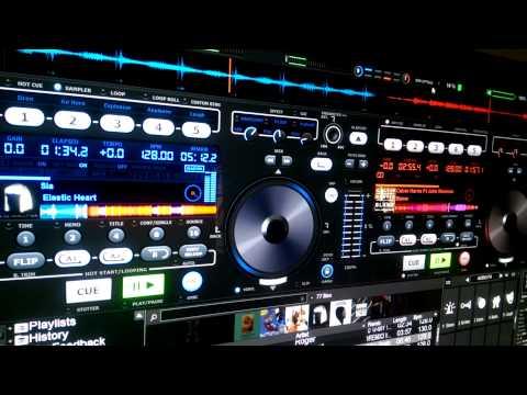 Denon HC4500 skin for virtual dj 8 - YouTube Virtual Dj Skins Denon