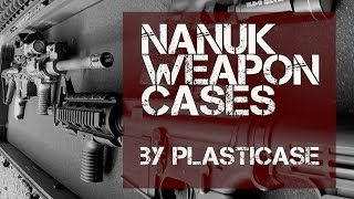 Review: Nanuk Weapon Cases - Super Impressed!