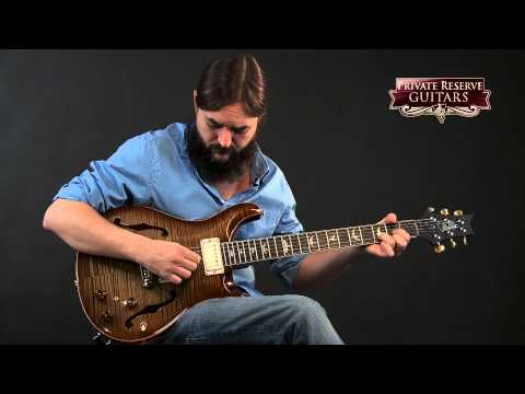 Paul Reed Smith Hollowbody II Flame Artist Package