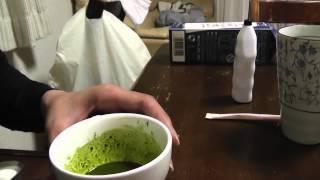 Как приготовить чай матча латте