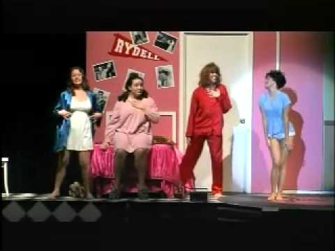 "Marissa Silva ""Look at Me I'm Sandra Dee"" in ""Grease"""
