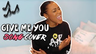 GOSPEL SONG COVER - GIVE ME YOU SHANA WILSON (Quandra Banks Inspired) Ariel Fitz-Patrick #songcover