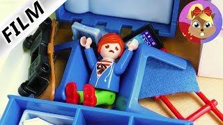 摩比游戏 Playmobil 玩偶影片 小尤把自己房间毁了 这可怎么办?