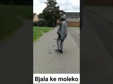 BJALA KE MOLEKO_FUNNY VIDEO FT KING MONADA 2018
