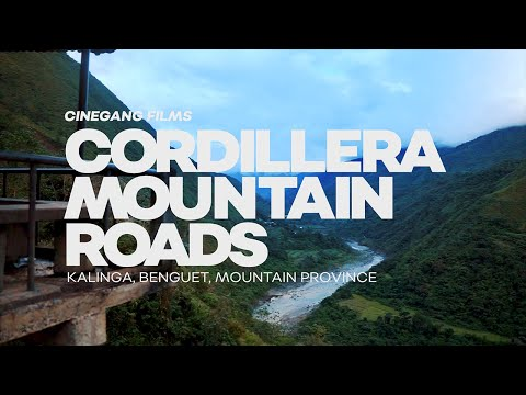 Cordillera Mountain Roads