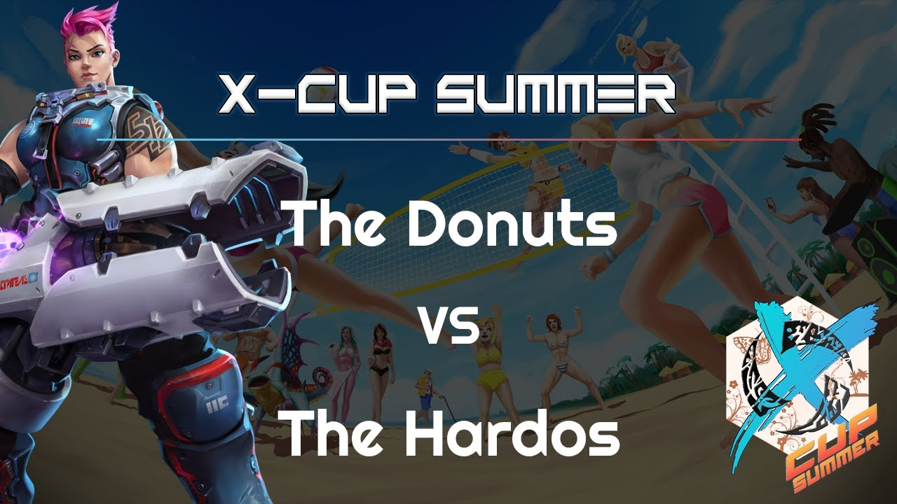 Hardos vs. Donuts - X Cup Summer - Heroes of the Storm 2021