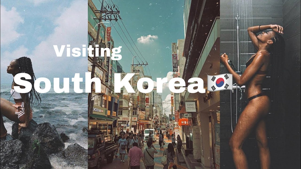 First Time in South Korea | Travel Vlog